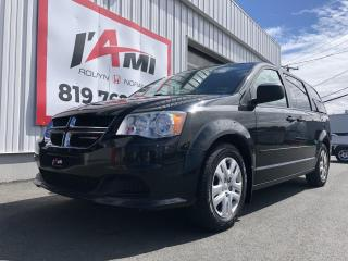 Used 2014 Dodge Grand Caravan 4dr Wgn SXT for sale in Rouyn-Noranda, QC