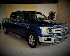 Used 2018 Ford F-150 XLT/XTR - CREW - CAMERA/CHROME - BAS PRI for sale in Drummondville, QC