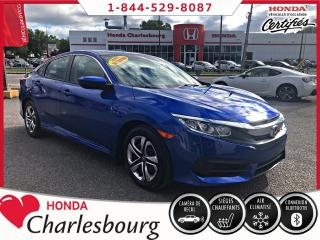 Used 2016 Honda Civic LX**AUTOMATIQUE**59 814 KM** for sale in Charlesbourg, QC