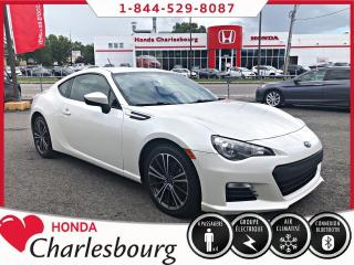 Used 2013 Subaru BRZ AUTOMATIQUE**85 596 KM**BLUETOOTH** for sale in Charlesbourg, QC