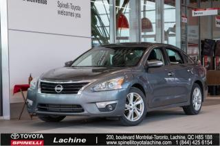 Used 2014 Nissan Altima SL AUCUN ACCIDENT! for sale in Lachine, QC
