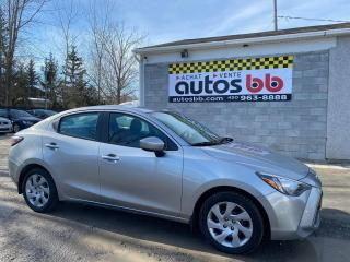 Used 2016 Toyota Yaris Berline 4 portes BA for sale in Laval, QC