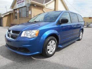 Used 2011 Dodge Grand Caravan EXPRESS 3.6L V6 StowNGo Certifieed ONLY 75,000Km for sale in Rexdale, ON