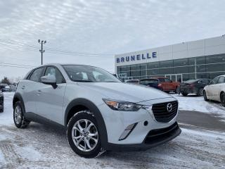 Used 2018 Mazda CX-3 GS AWD for sale in St-Eustache, QC