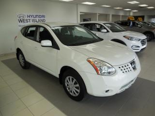 Used 2009 Nissan Rogue S AUTO A/C CRUISE GROUPE ÉLECTRIQUE for sale in Dorval, QC