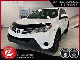 Used 2013 Toyota RAV4 LE for sale in Rouyn-Noranda, QC