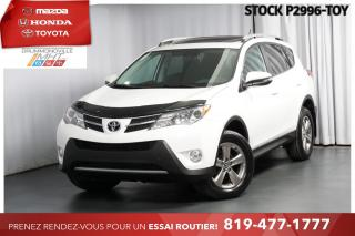 Used 2015 Toyota RAV4 XLE| INTÉGRALE| TOIT OUVRANT for sale in Drummondville, QC