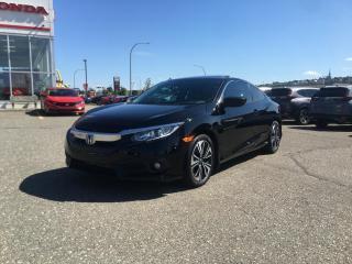 Used 2017 Honda Civic EX-T 2 portes BM for sale in Rivière-Du-Loup, QC
