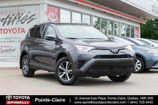 Used 2018 Toyota RAV4 LE AWD for sale in Pointe-Claire, QC