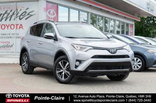 Used 2017 Toyota RAV4 ***RÉSERVÉ*** XLE FWD for sale in Pointe-Claire, QC