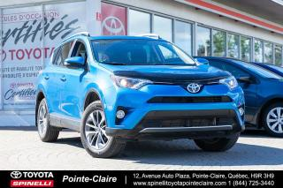 Used 2016 Toyota RAV4 Hybrid XLE Hybrid for sale in Pointe-Claire, QC