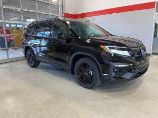 New 2021 Honda Pilot Black Edition for sale in Red Deer, AB