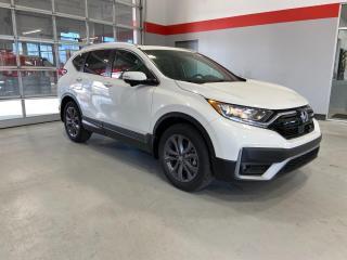New 2020 Honda CR-V Sport for sale in Red Deer, AB