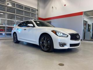 Used 2017 Infiniti Q70 for sale in Red Deer, AB