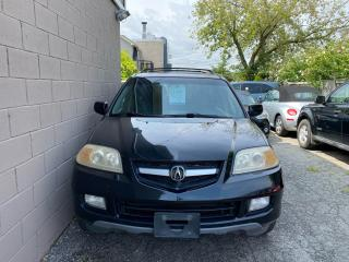 Used 2006 Acura MDX **AS IS** for sale in Hamilton, ON