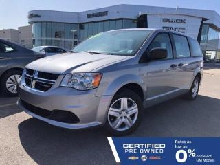 New 2019 Dodge Grand Caravan Canada Value Package FWD | Back Up Camera for sale in Winnipeg, MB