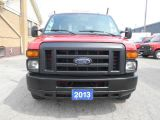 2013 Ford E-250 CARGO 5.4L Loaded Rack Divider Shelving 145,000KMs