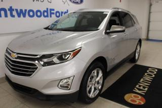 Used 2020 Chevrolet Equinox 3 MONTH DEFERRAL! *oac | Premier | AWD | Heated Seats | Great FAMILY ride! for sale in Edmonton, AB