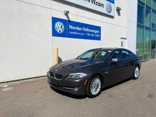 Used 2011 BMW 5 Series 535i xDrive 4dr AWD 4-Door Sedan for sale in Edmonton, AB