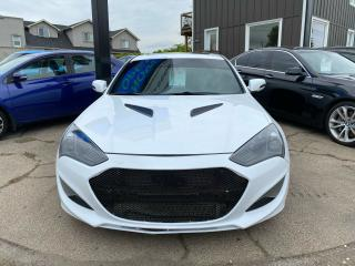 Used 2014 Hyundai Genesis Coupe *PREMIUM*REARVIEW CAM**BLUETOOTH*SUNROOF* for sale in Hamilton, ON