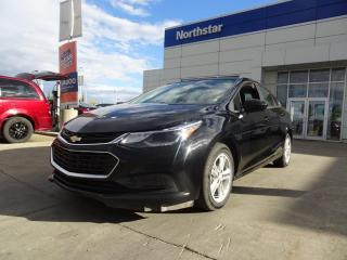 Used 2018 Chevrolet Cruze LT AUTO/POWERGROUP/AC/CRUISE for sale in Edmonton, AB