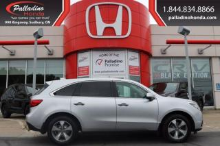 Used 2015 Acura MDX BASE-CERTIFIED-LOW KM-CLEAN for sale in Sudbury, ON