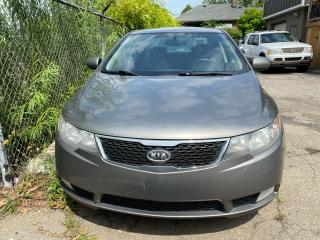 Used 2011 Kia Forte **SX LUXURY*REARVIEW CAM*SUNROOF*LEATHER* for sale in Hamilton, ON
