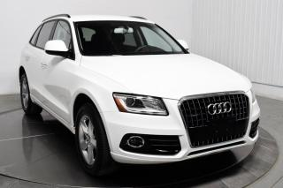 Used 2016 Audi Q5 KOMFORT QUATTRO CUIR MAGS GROS ECRAN for sale in Île-Perrot, QC