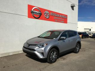 Used 2016 Toyota RAV4 LE 4dr AWD Sport Utility for sale in Edmonton, AB