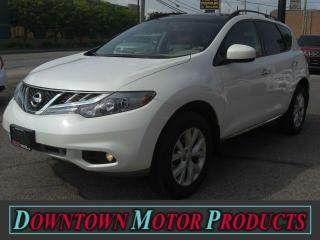 Used 2012 Nissan Murano SV for sale in London, ON