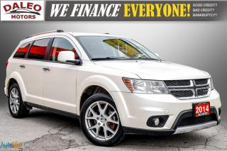 Used 2014 Dodge Journey R/T for sale in Hamilton, ON