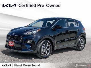 Used 2020 Kia Sportage LX for sale in Owen Sound, ON