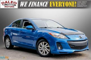 Used 2013 Mazda MAZDA3 GX / LOW KMS / BUCKET SEATS / UBS INPUT for sale in Hamilton, ON
