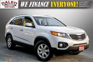 Used 2013 Kia Sorento LX / PDC / HEATED SEATS / USB INPUT / BUCKET SEATS for sale in Hamilton, ON