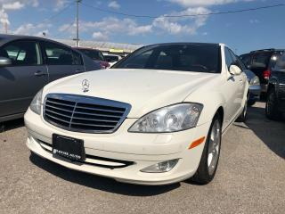 Used 2008 Mercedes-Benz S-Class 4.7L for sale in Pickering, ON