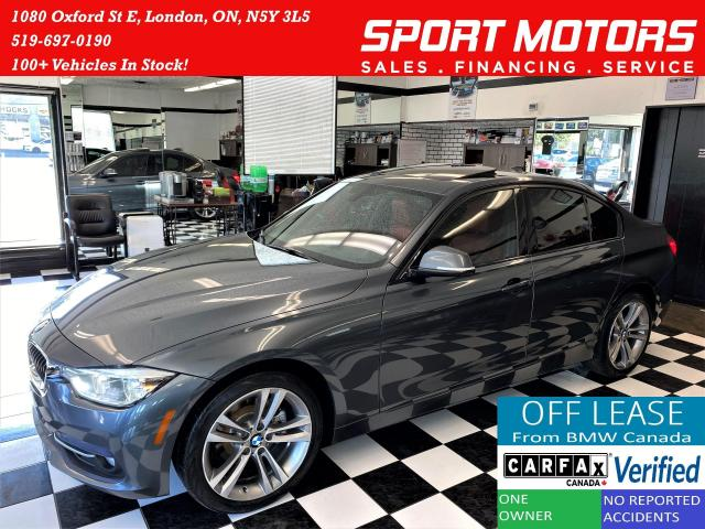 2016 BMW 3 Series 328i xDrive+Camera+Roof+New Brakes+Accident Free