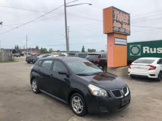 Used 2009 Pontiac Vibe RUNS GOOD**CLUTCH SLIPPING**AS IS SPECIAL for sale in London, ON