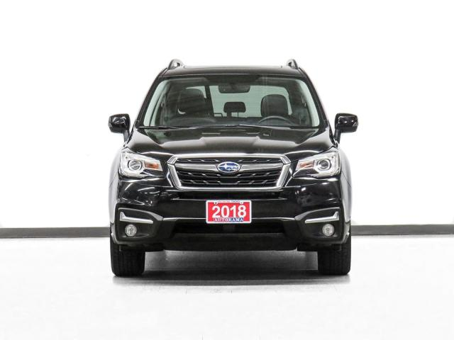 2018 Subaru Forester Limited AWD Navigation Leather PanoRoof Backup Cam