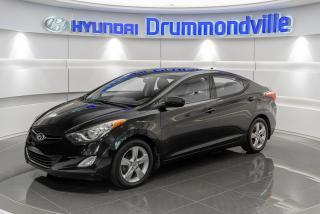 Used 2013 Hyundai Elantra GLS + GARANTIE + 37 306 KM + TOIT + A/C for sale in Drummondville, QC