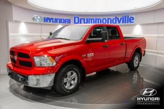 Used 2017 RAM 1500 5.7L 4X4 OUTDOORSMAN + GARANTIE + MAGS + for sale in Drummondville, QC