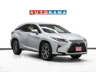 Used 2016 Lexus RX 350 AWD Navigation Leather Sunroof Backup Camera for sale in Toronto, ON