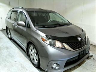 Used 2014 Toyota Sienna SE.8Pass.PowerDoors.TV/DVD.OneOwner for sale in Kitchener, ON