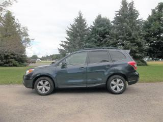 Used 2014 Subaru Forester 2.5i Touring AWD for sale in Thornton, ON