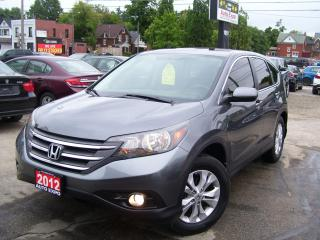 Used 2012 Honda CR-V EX,BLUETOOTH,BACK UP CAMERA,SUNROOF,CERTIFIED,FOGS for sale in Kitchener, ON