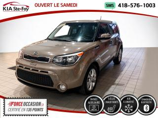 Used 2016 Kia Soul * EX* SIEGES CHAUFFANTS* BLUETOOTH * for sale in Québec, QC