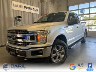 Used 2018 Ford F-150 XLT cabine double 4RM caisse de 6,5 pi x for sale in St-Hyacinthe, QC
