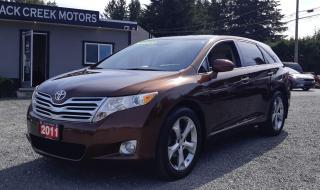 Used 2011 Toyota Venza for sale in Black Creek, BC