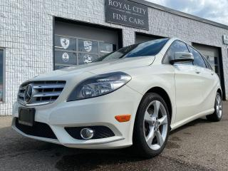 Used 2014 Mercedes-Benz B-Class B 250 Sports Tourer Certified for sale in Guelph, ON