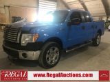 Photo of Blue 2012 Ford F-150