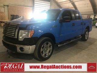 Used 2012 Ford F-150 XTR SuperCrew for sale in Calgary, AB